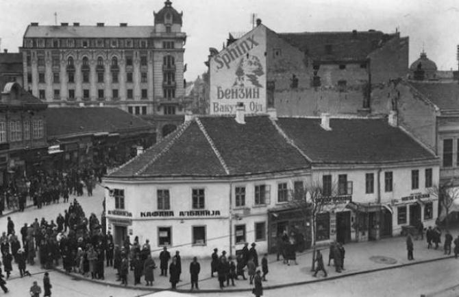 Kafanska geografija Beograda