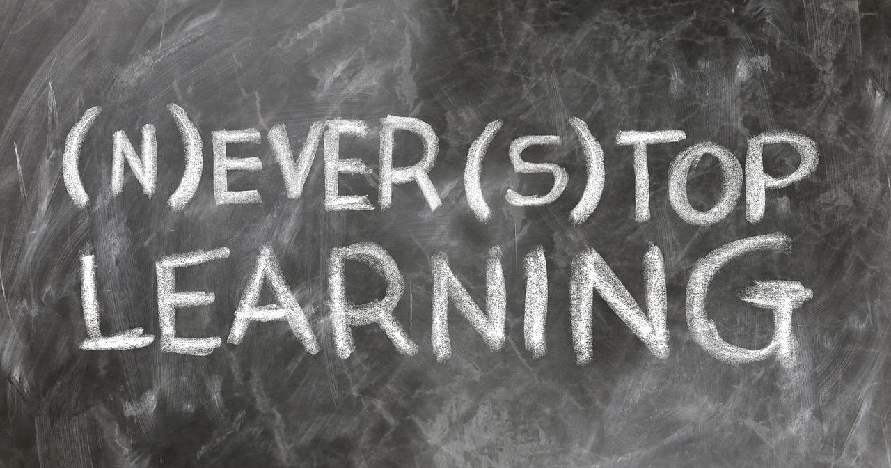 nikada ne prestaj da učis