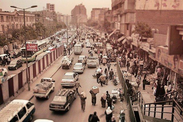 saobracaj Kairo